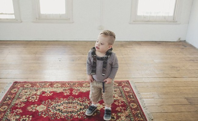 Adorable Video Of Little Boy With Down Syndrome Getting A