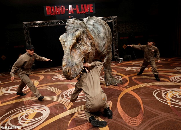 Walking With Dinosaurs 3d Wallpaper Japanese Entrepreneur Plans To Open Dino A Live
