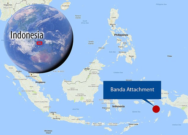 Geologists have for the first time seen and documented the Banda Detachment fault in eastern Indonesia - and worked out how it formed.