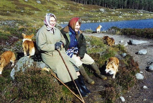 The Queen39s Confidante Margaret Rhodes39 Memoirs Show An