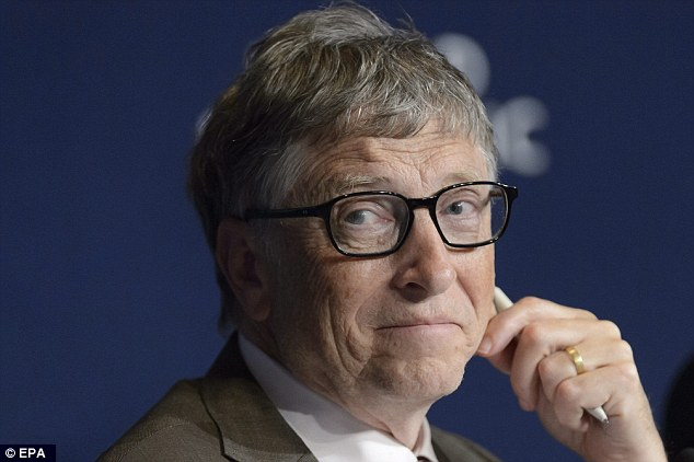 Bill Gates, Richard Branson and Jeff Bezos to lead venture to tackle