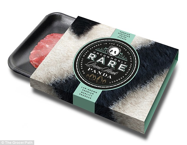 Could we be eating PANDA in five years\u0027 time? Cruelty-free meat - in five years time