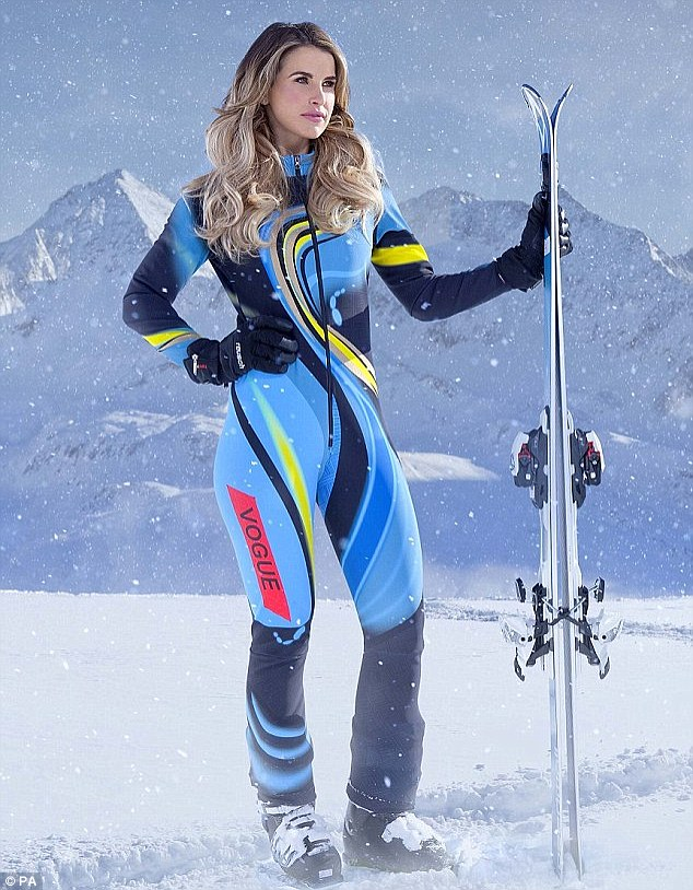 Girl Falling Through The Air Wallpaper Amy Willerton Replaces Vogue Williams On The Jump Daily