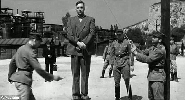 Schindler39s List 39house39 Where Amon Goth Shot Jews Daily