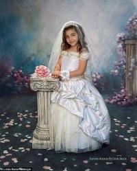 Teresa Giudice's daughter Milania wears tiara | Daily Mail ...