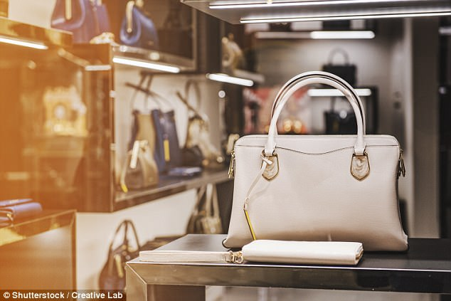 Divorce deal where wives always keep the handbags Daily Mail Online