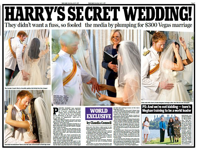April Fools Pranks By British Newspapers Daily Mail Online