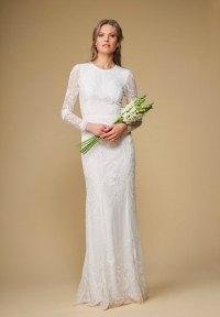 Affordable high street wedding dresses for older brides ...