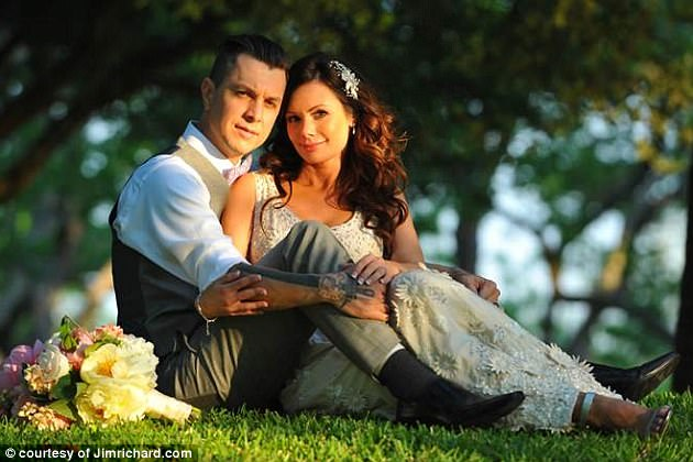 The born-again Christian went through therapy to help her heal from her abuse and time in the porn industry. In May 2013, she married her husband Lawton Outlaw, a youth pastor at the time