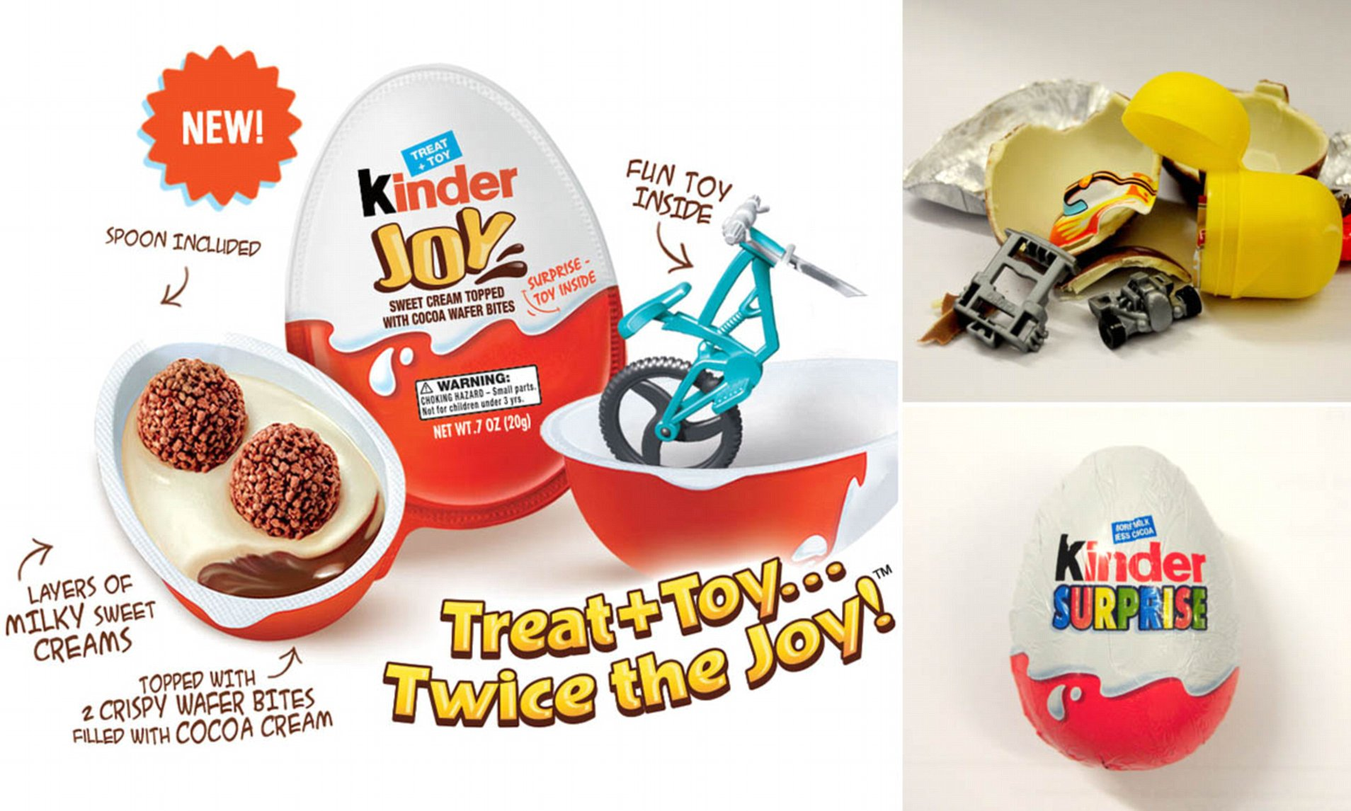 Kinder Egg Illegal Kinder Eggs Are Set For Us Release In January 2018 Daily