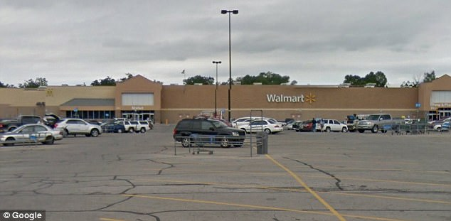 Oklahoma woman found dead in a locked Walmart bathroom Daily Mail
