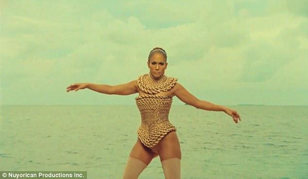 Jennifer Lopez Flashes Butt In Throwback Instagram Photo