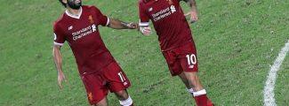 M Salah Liverpool