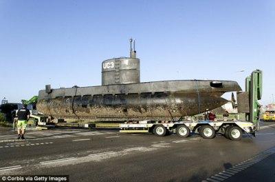 Body of missing journalist not on board Danish submarine ...