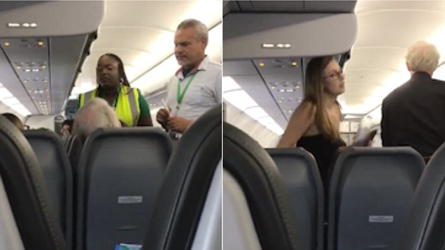 Family kicked off Frontier Airlines flight after swearing Daily