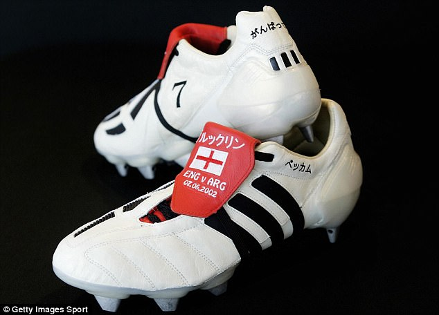 Paul Pogba Used To Wear David Beckham39s Adidas Predators