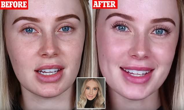 How to have perfect skin without foundation Daily Mail Online
