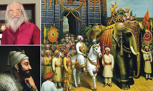 Famous Paintings Wallpaper Iphone Shivaji Exhibit Has Oil Paintings Worked On For 14 Years
