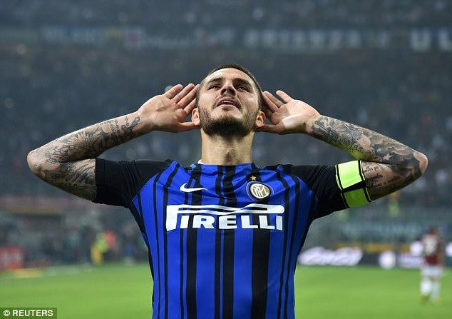 Real Madrid Wallpaper Full Hd Inter Milan 3 2 Ac Milan Mauro Icardi Magic Downs Ac