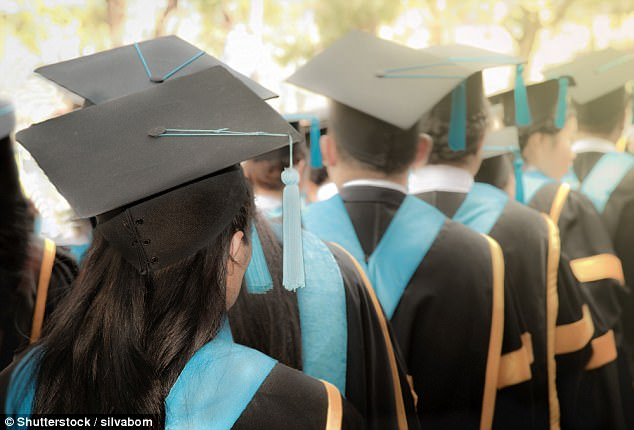 More than a quarter of students now get first-class degree Daily