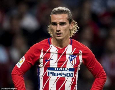 Griezmann is having his worst season at Atletico Madrid | Daily Mail Online