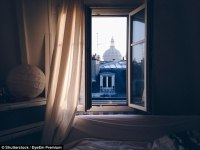 Open window will help you sleep by stopping CO2 build up ...