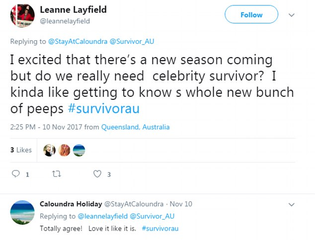Australian Survivor fans don\u0027t want celebs on new season Daily