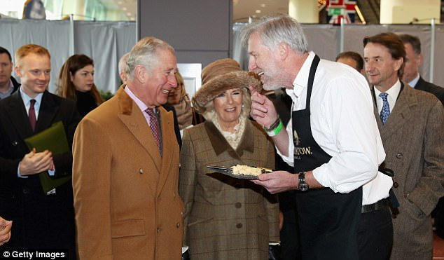 Charles And Camilla Watch Michael Owen39s Ascot Debut