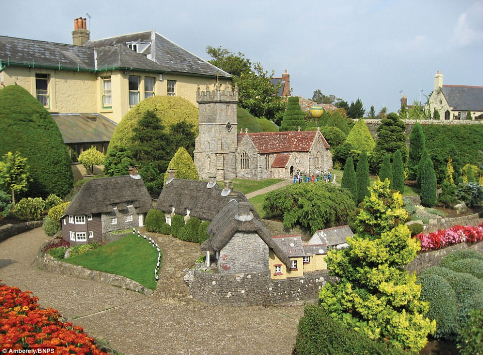 History Of Britain39s Model Villages Is Remembered Daily