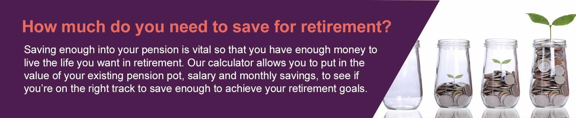 Pension Calculator This is Money