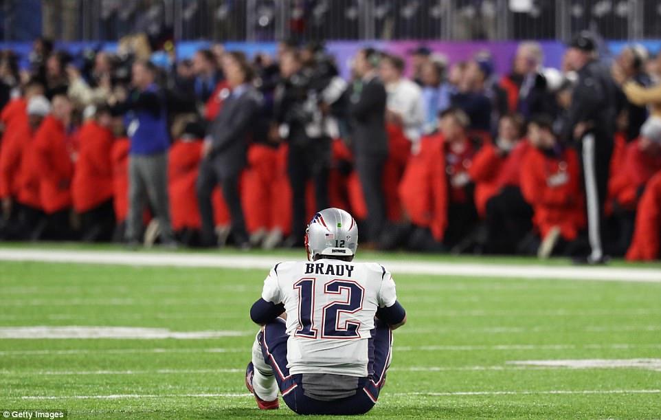 Trump For President Iphone Wallpaper Super Bowl Philadelphia Stuns Tom Brady S Patriots 41 33
