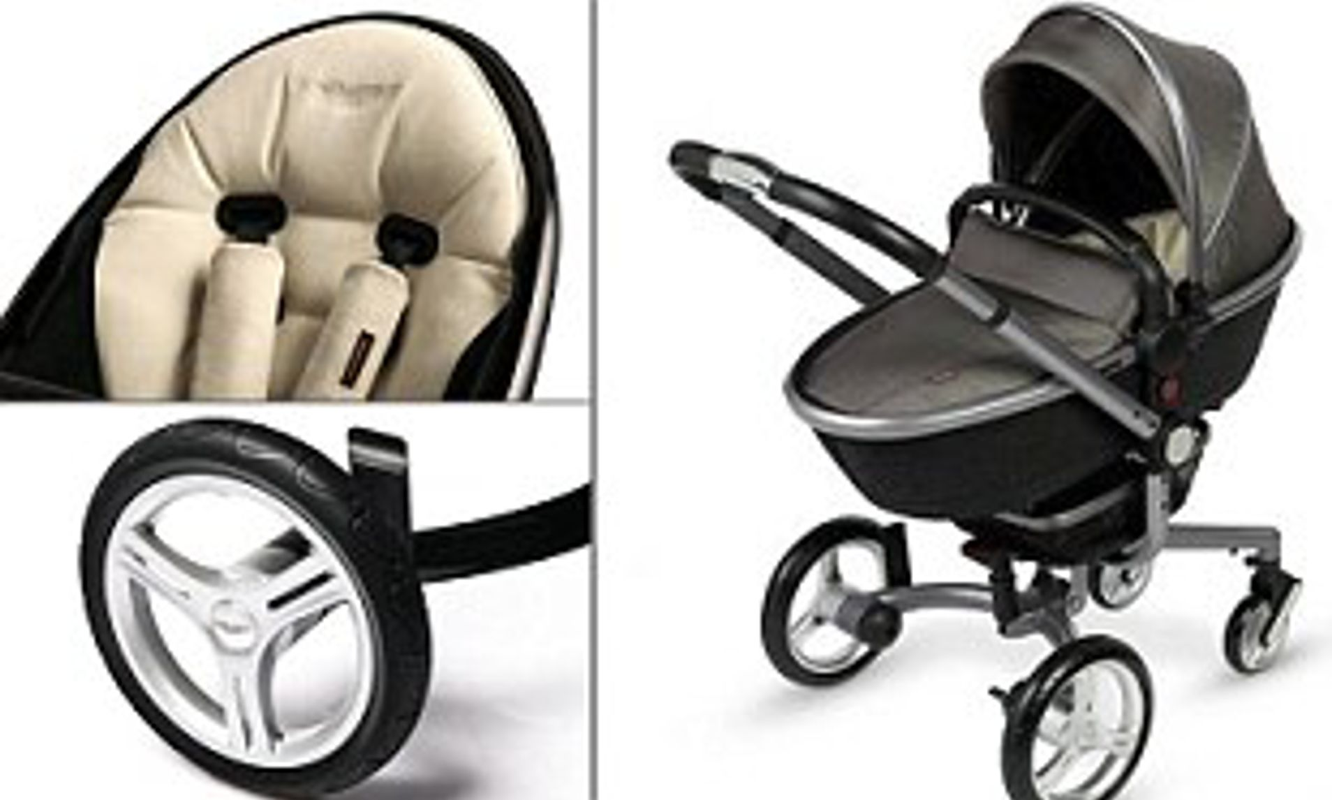 Travel Trio Musical Pram Tie Aston Martin S 2 000 Silver Cross Pram Is The New Way For A
