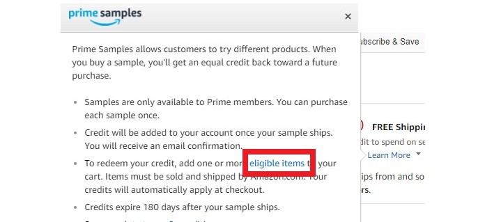Amazon Prime Members Purchase Kind Bar And Other Food Samples And - food list samples