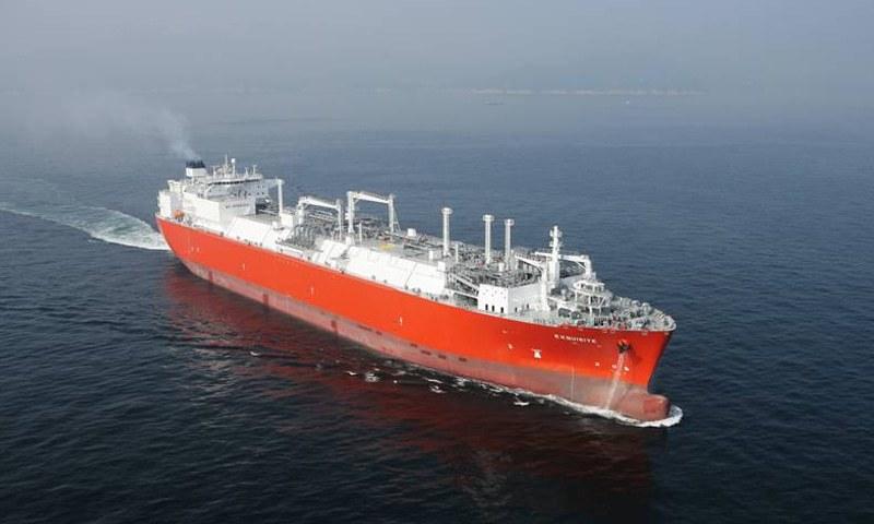 First Lng Shipment From Qatar Arrives Newspaper Dawncom