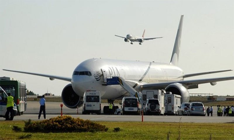 95 per cent of flight operation unhindered by pilot strike PIA