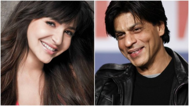 Shah Rukh will plays a turbaned Sikh tourist, while Anushka stars opposite him in a major role in the upcoming comedy