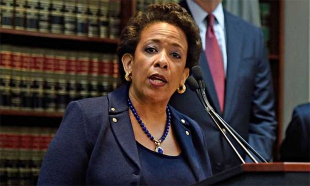 US Attorney General Loretta E. Lynch says Muslim, Arab, Sikh and South Asian Americans are often the target of threats because of their appearance or religion.─AFP/File