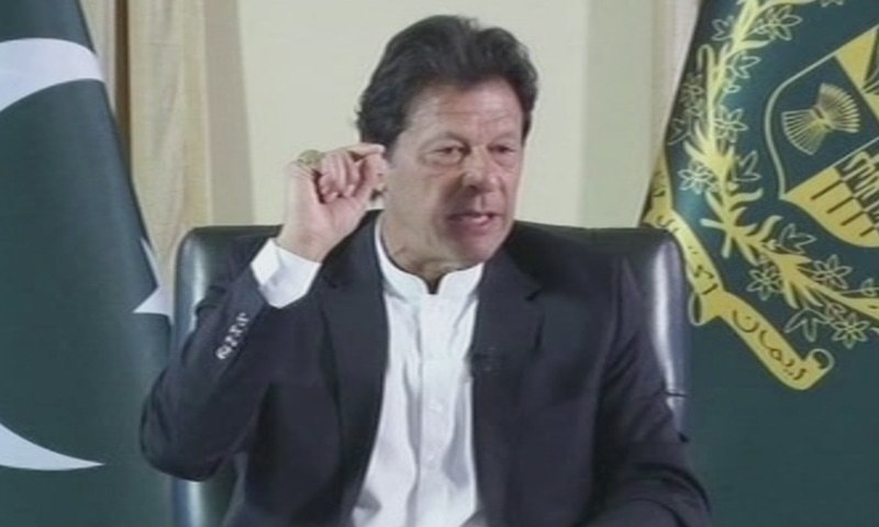 PM Khan talks economy, governance and civil-military ties in wide