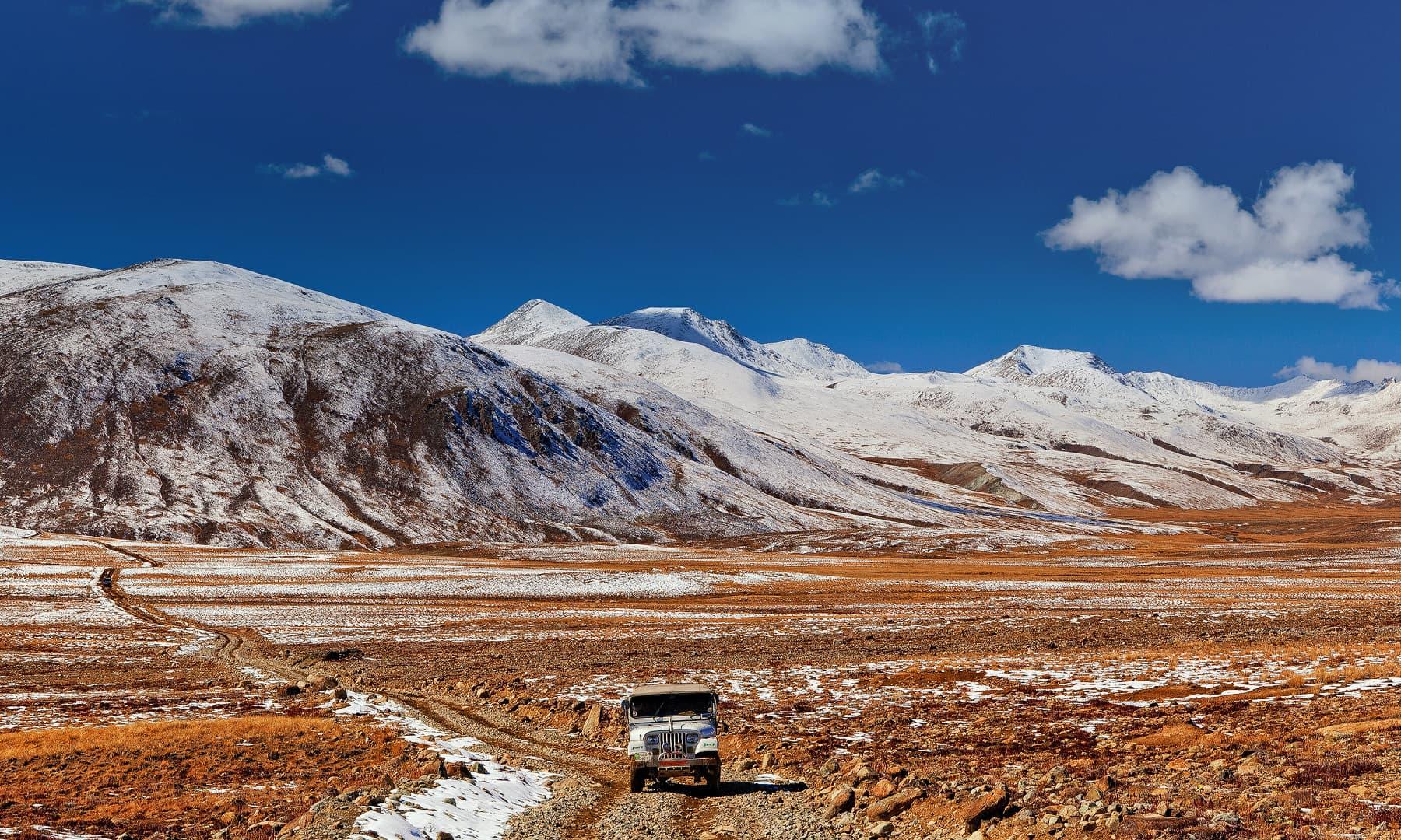 Beautiful Snow Falling Wallpapers Deosai Plains Welcome To Surreal Pakistan Pakistan