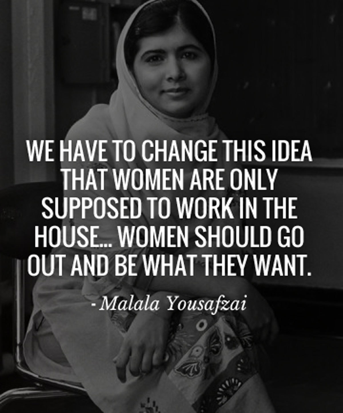 Freedom Doona Cover Happy Birthday Malala These 10 Quotes Prove She 39s The