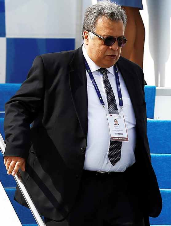 Russian Ambassador to Turkey Andrei Karlov. -Reuters