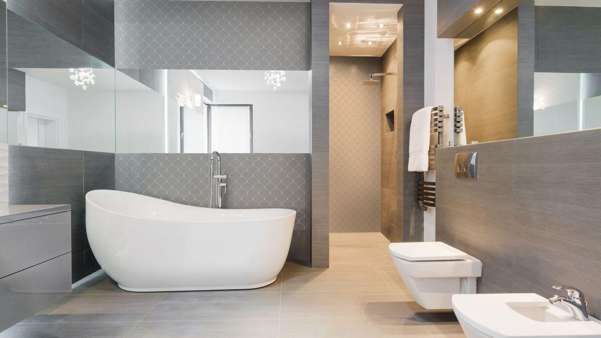 Moderne Badezimmer 2018 | Modern Modernes Badezimmer Liebenswert ...