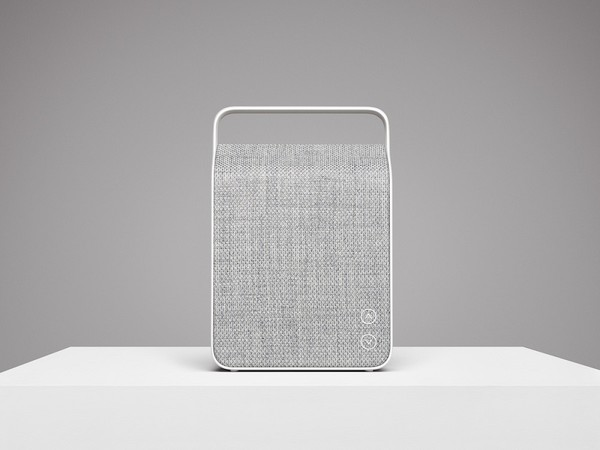 Vifa Oslo Speaker Pebble Grey D R Kültür Sanat Ve