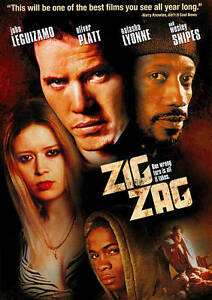 Details about Zig zag DVD NEW SEALED