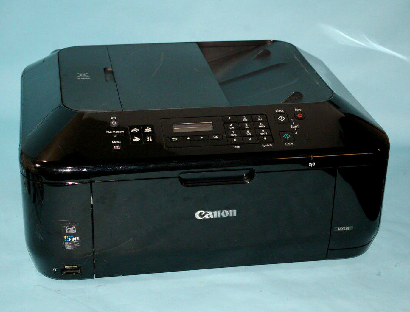 Canon All In One Canon Pixma Mx439 All In One Inkjet Printer