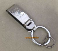 Stainless steel compact Quick release Keychain Belt Clip ...