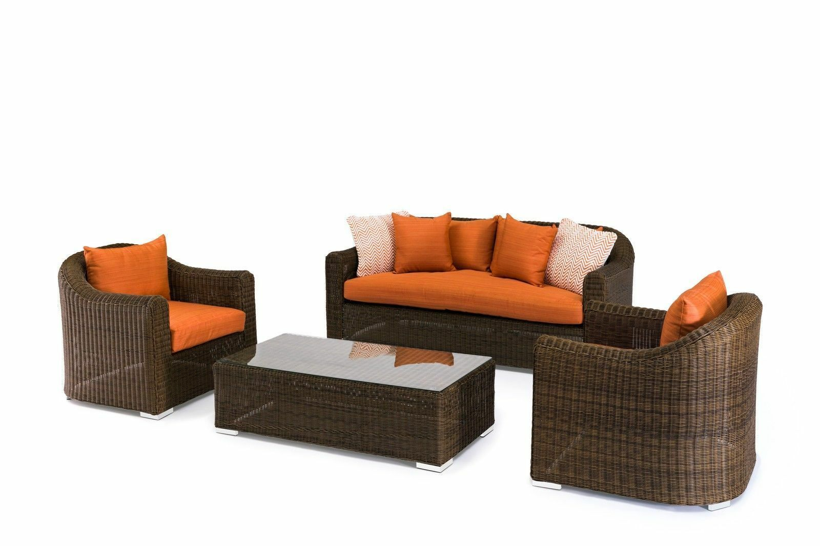 Rattan Patio Garden Furniture Sets For Sale Shop With Afterpay Ebay - Outdoor Furniture Sets Australia