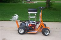 How to Build a Bar Stool Racer   eBay