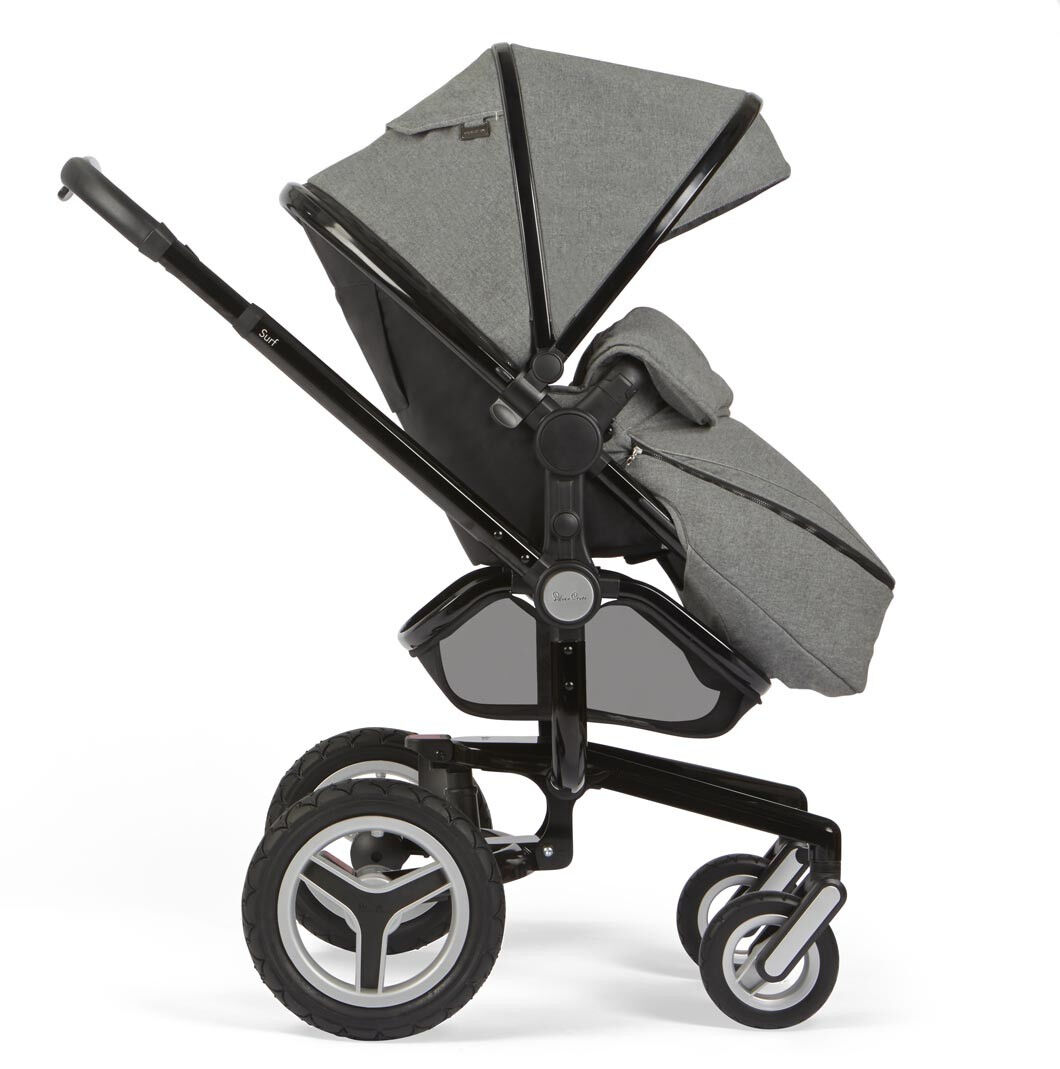 Silver Cross Pushchairs On Ebay Silver Cross Surf Special Edition Pushchair Eton Grey