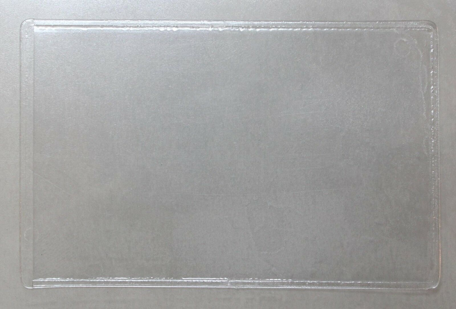 Self Adhesive Sticky Back Clear Pvc Pockets A8 A7 A6 A5 A4 Please Choose Ebay